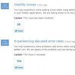 Twitter Admits to Loading Errors on Application and Clients