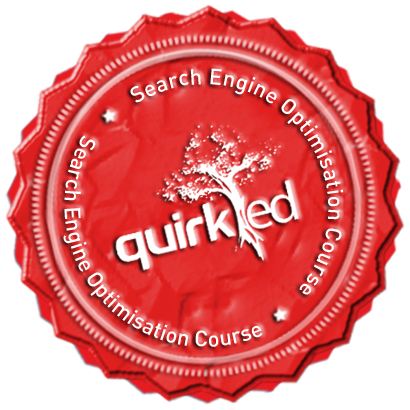 Quirk Certificate Course in Search Engine-Optimisation