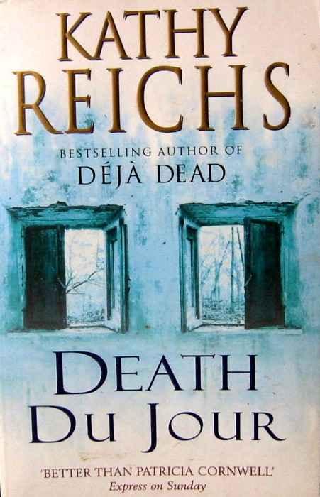 Death Du Jour-Kathy Reichs FC